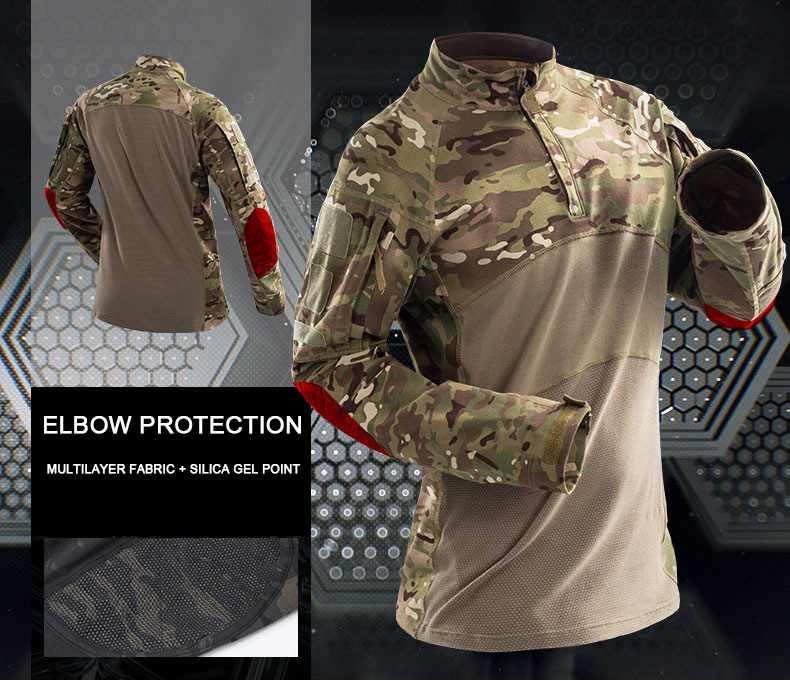HTB11lPIXe6sK1RjSsrbq6xbDXXa8 - Military Mens Camouflage Tactical T Shirt Long Sleeve Brand Cotton Breathable Combat Frog shirt Men Training Shirts S-3XL AF112