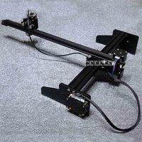 MN1704 Multifuncional Portátil Máquina de Gravação A Laser Pequeno DIY High-power Logotipo Marcação A Laser Máquina de Gravura 12V (36*40cm)