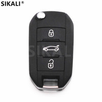 Car Remote Key For 208 2008 301 308 3008 408 4008 508 5008 Auto Keyless Entry