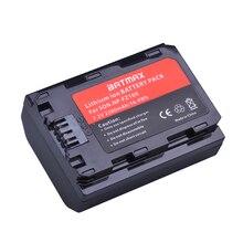 1Pc 2280mAh NP FZ100 NP FZ100 Batteria Per Sony NP FZ100, A6600, BC QZ1 Alpha 9, A7RIII, ILCE 7RM3, A9, Sony A9R, Alpha 9S Macchina Fotografica
