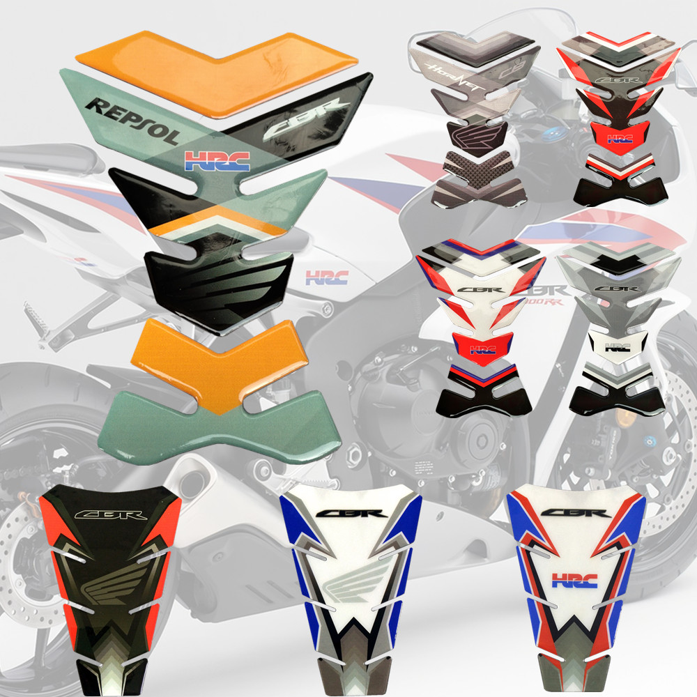 3D Motorcycle Sticker Decal Gas Oil Fuel <font><b>Tank</b></font> Pad Protector Case For Honda CBR 250 300 500 600 1000 RR R <font><b>CBR250RR</b></font> CBR600RR sp image