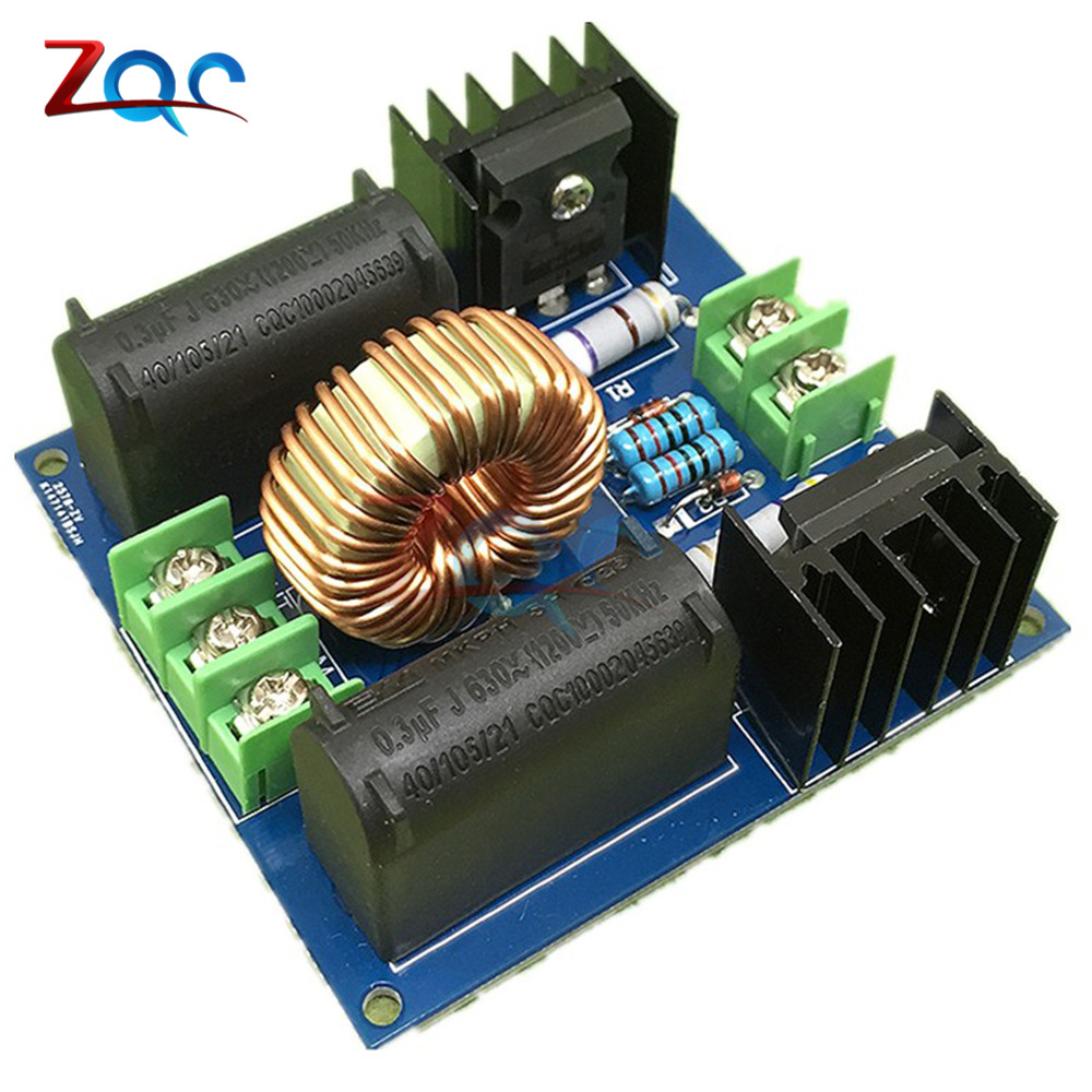 Dc 12 30v 30 50khz Zvs Induction Heating Driver Board High Voltage Simple Heater Circuit Hot Plate Cooker 7