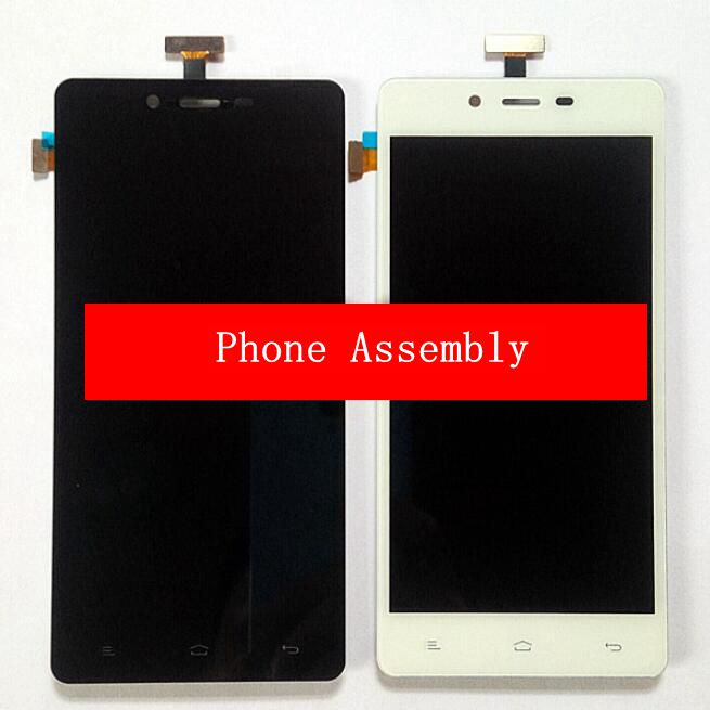 For Qmobile Noir M300 assembly touch scr