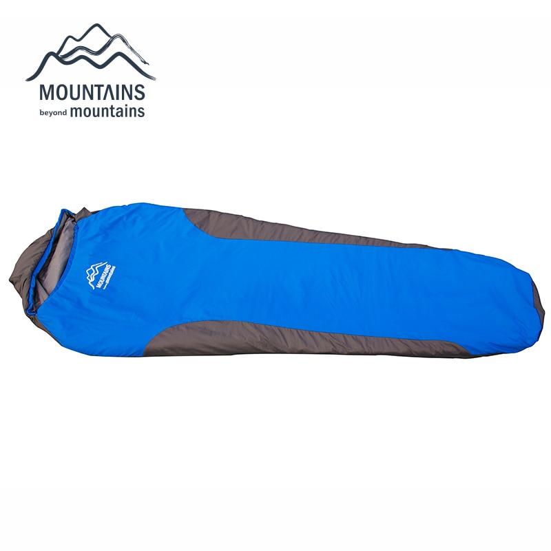 Size 228 * 73cm 3 Seasons Camping Backpacking Sleeping Bag ...