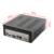 YANLEI Mini-pc Celeron 1037U dual core com wi-fi ssd suporte de Atualização de Hardware Para O controle Industrial Multimídia home theater