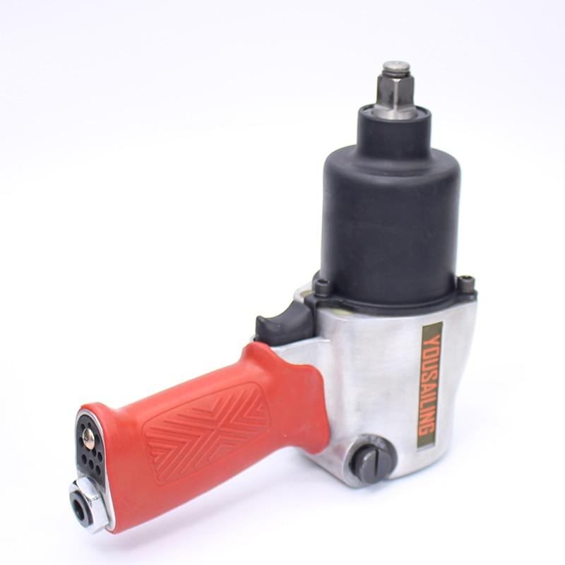 680N.m 1/2-tolline pneumaatiline / õhk-mutrivõtmega - Elektrilised tööriistad - Foto 5