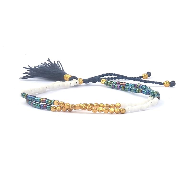 Wrap Bracelet Seed Beads...