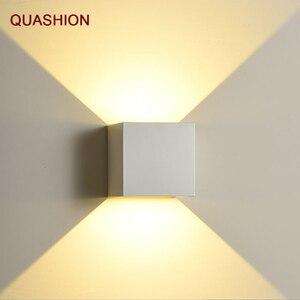 Modern 12W COB LED Wall Lamp w
