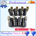 8pcs PDC Parking Sensor Parksensor 66216938739 66206989112 66216938737 66200309540 For BMW 5er (E39,E60,E61) 6er E63 7er E65 X3