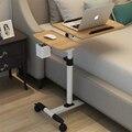 Opvouwbare Computer Tafel Verstelbare Draagbare Laptop Bureau Draaien Laptop Bed Tafel Kan worden Opgeheven Staande Bureau 64*40CM