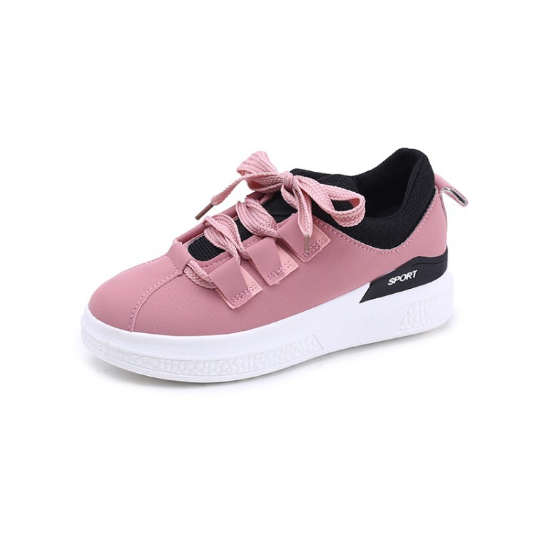 Fashion 2018 Breathable Women Sneakers Lady Casual Shoes Comfortable Platform Spring Student Sneakers