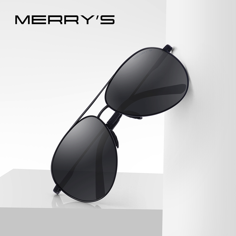 MERRY/'S Men Polaroid Sunglasses Night Vision Driving Sunglasses 100/% Polarized