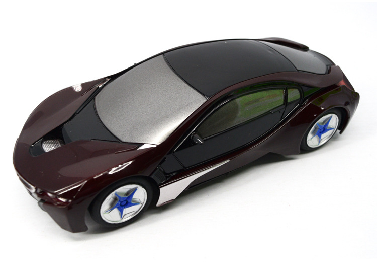 RC Car 1:24 Scale 4CH Remote control car model With Flashing lights electronic toys&Hobbies