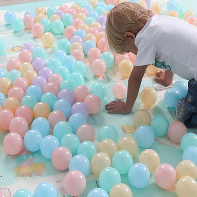 Eco-Friendly Beautiful Colorful Ocean Balls