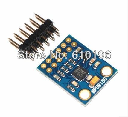 3PCS MPU9150 9 Axis Module 3 Axis Acceleration Compass Gyroscope Attitude Sensor
