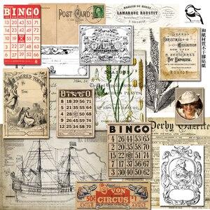 Image 5 - 20sets/1lot Kawaii Schreibwaren Aufkleber junk journal Tagebuch Planer Dekorative Mobile Aufkleber Scrapbooking DIY Handwerk Aufkleber