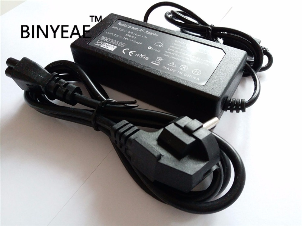 19v 3 42a Power Supply Ac Adapter Cord For Acer S201hl