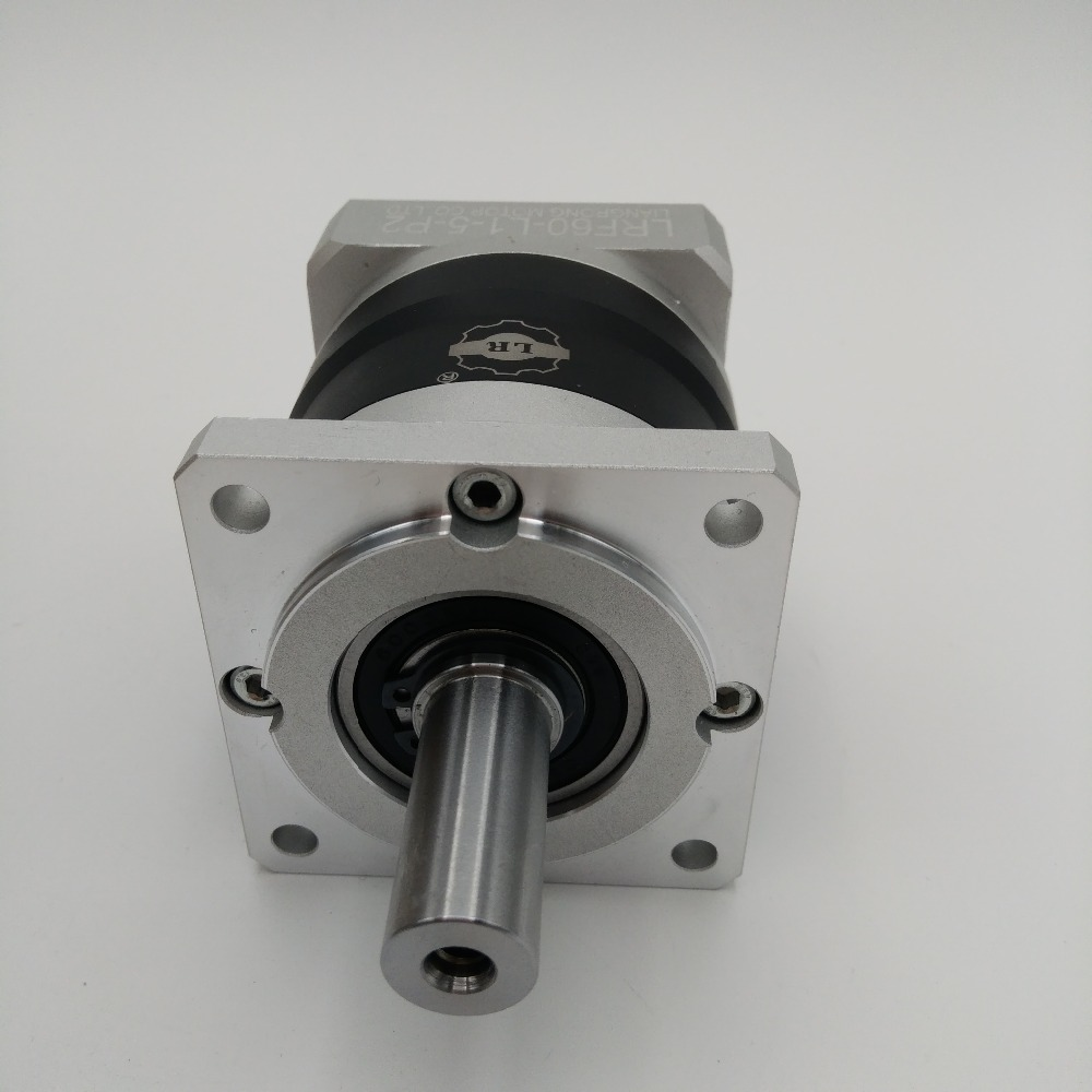 High Precision 40:1 Speed Radio Shaft 22mm NEMA 42 Servo Reducer Gear Reducer Motor for CNC NEMA42 Servo Motor LRF120-40 jx pdi 5521mg 20kg high torque metal gear digital servo for rc model