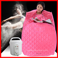 Family steam box Skin Spa Portable Steam Sauna Tent Steamer Family Steam Spa Home Sauna
