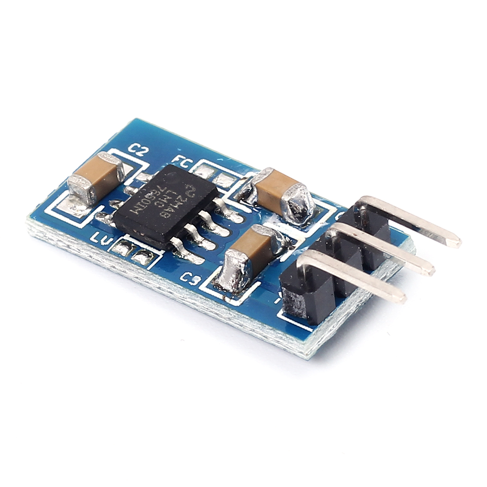 Lm7660 Negative Voltage Converter Module Positive To Conversion Precise 15 10v In Integrated Circuits From Electronic Components Supplies
