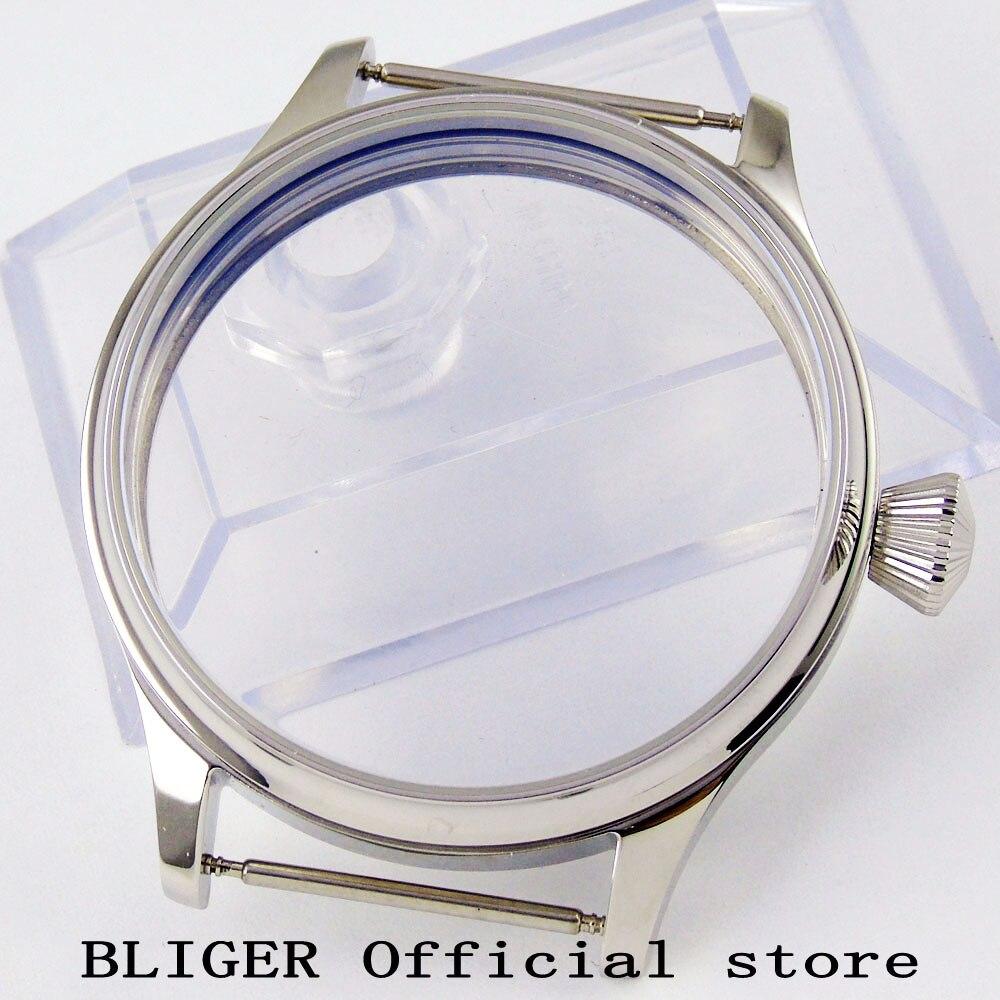Caja de reloj de acero inoxidable pulido de 44MM compatible con ETA 6497 6498, pieza de reloj de hombre bobinado a mano Sensor de movimiento 100% Aqara ZigBee, Sensor de cuerpo humano, conexión inalámbrica de seguridad con movimiento, entrada de luz de intensidad 2 Mi, aplicación para hogares