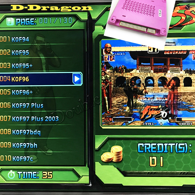 Multi Game Box 5s 999 In 1& 1299 In 1 MAME Jamma HDMI CGA VGA Pandoras DIY Arcade Cabinet Machine Video Board PCB Cartridge