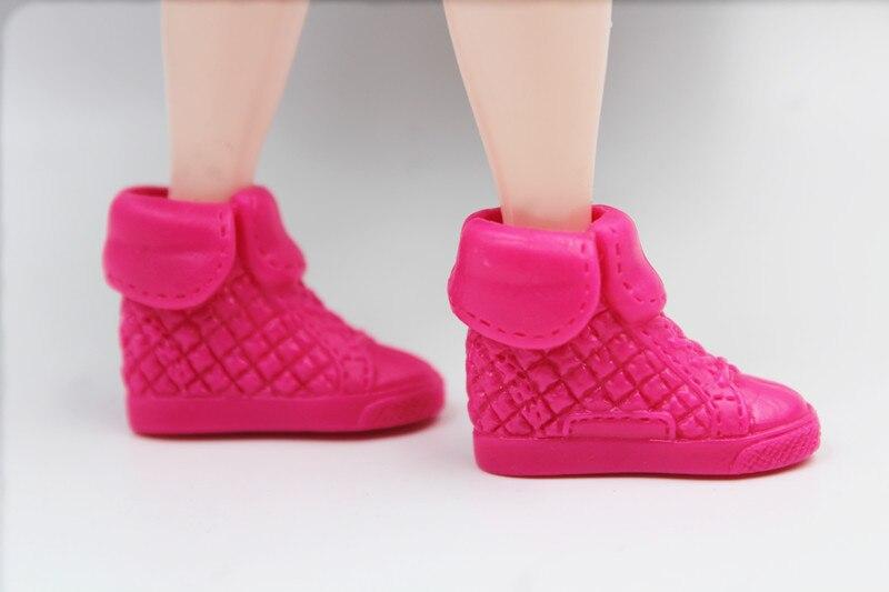vânzarea de încălțăminte cel mai bun furnizor clasic Blygirl,Pink high tops, for normal body Blyth doll and 1/6 dolls ...