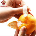 Hourong 9pcs/lot Kitchen Gadgets Orange Peeler Parer Finger Open Orange Peel Orange Device Cooking Tool Kitchen Accessories