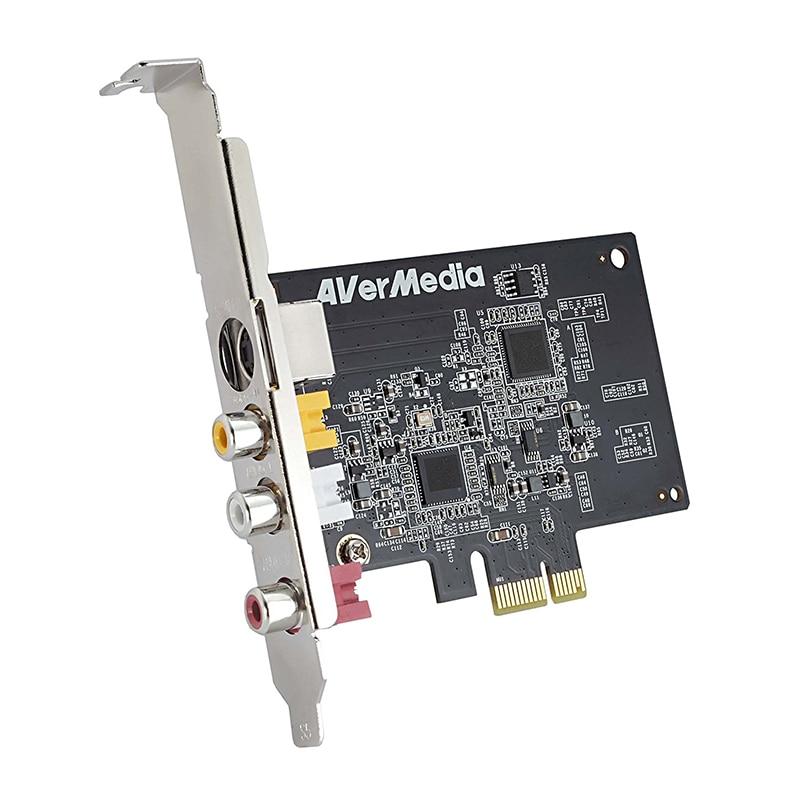 Video Capture Card AV PCI E DVR Card