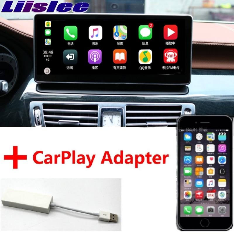 2019 Mercedes Benz Cls Class: Liislee Car Multimedia Player NAVI CarPlay For Mercedes