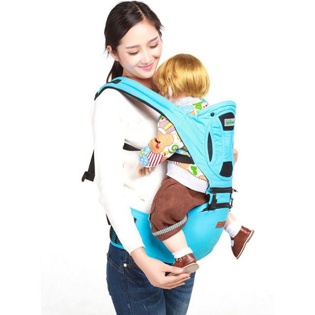 Global Hot Europeus e Americanos Qualidade Multifunction Ombros Algodão cintura fezes Do Bebê Respirável