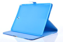Leather Stand Case smart Cover For Samsung Galaxy Tab A 9.7 T555 T550