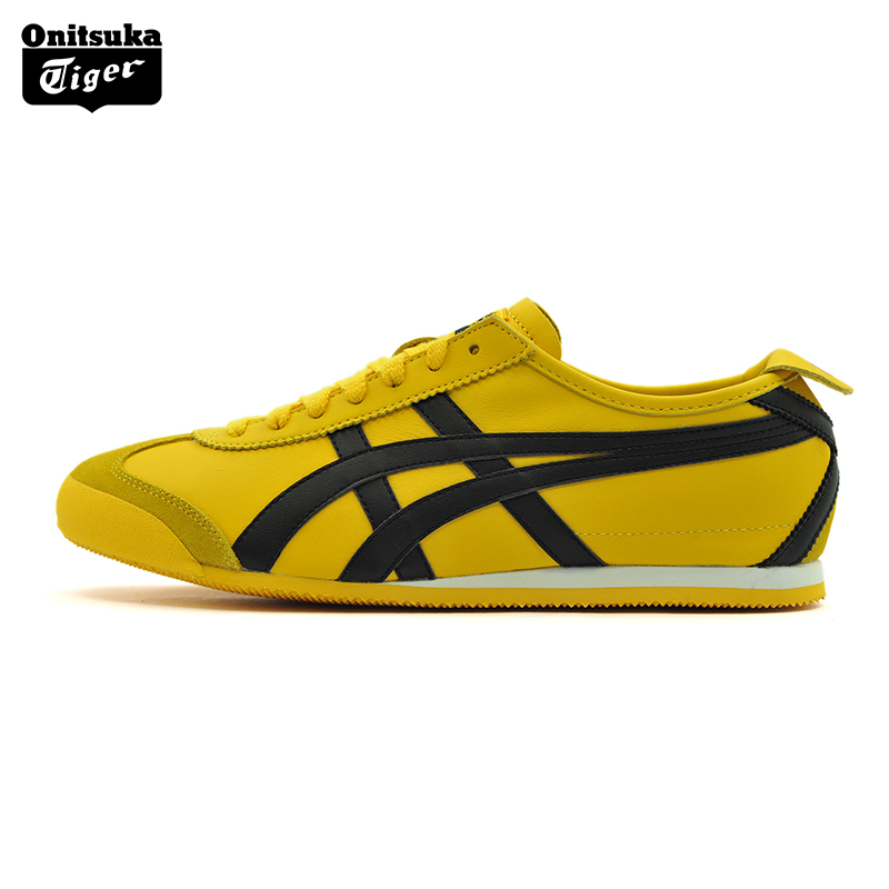Onitsuka Tiger MEXICO 66  Men Sport Shoes Classical Color Breathable Lovers Shoes Lightweight Women Sneakers DL408-0490 peak sport speed eagle v men basketball shoes cushion 3 revolve tech sneakers breathable damping wear athletic boots eur 40 50