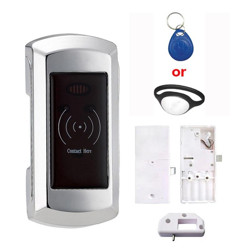 Electronic Cabinet Locker Lock Smart Digital Lock For SPA Swimming Pol Gym EM108 high quality universal metal electronic digital rfid gym magnetic locker lock