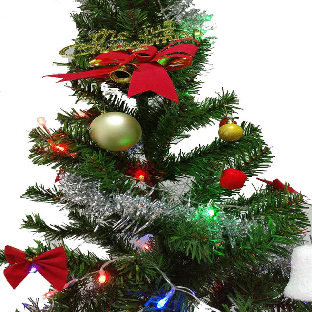Awesome HYSUNG DIY 180cm Christmas Tree Decorations With Multi Ornament Bushy  Branches Easy To Assemble