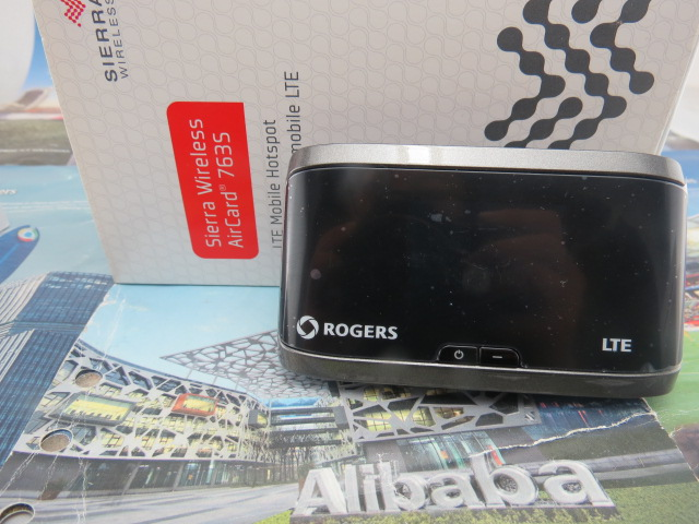 ФОТО Sierra Aircard 763S 4G LTE Mobile Hotspot