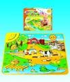 2016 langauge Russo Música Bebê Ginásio tapete infantil Jogo de Som Mat Tapete Playmat Crianças Brinquedo Brinquedo Música de Piano Animal de Fazenda 59*49 cm