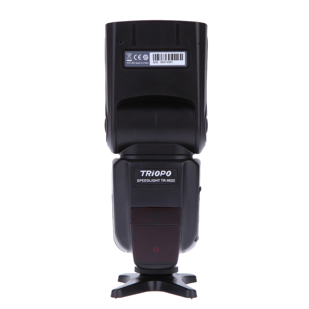 TRIOPO TR-982 II 1/8000 HSS Multi LCD Wireless Master Slave Mode Flash Light Speedlite for Nikon DSLR Camera Wireless Trigger цены онлайн