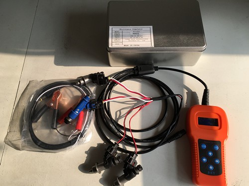 Free shipping everywhere BST401 gasoline fuel injector tester/cleaning tool