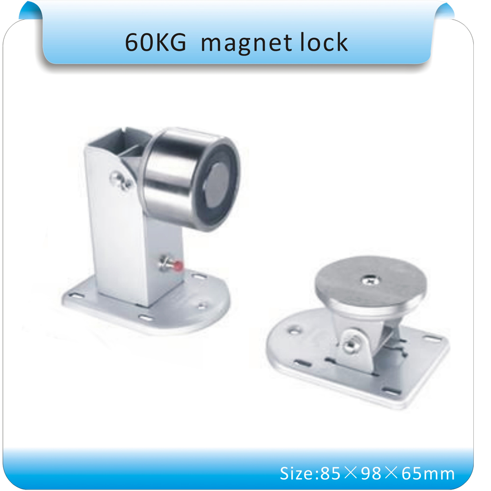 High quality fire door magnetic door suction MC300-80/150 fire door magnetic lock / wall ground suction door magnetic lock 60KG hilda magnetblock strong magnetic tool wearing a helicopter suction magnetic receive article
