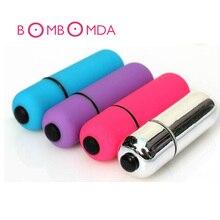1PC Mini Pocket Bullet Vibrator Waterproof G-Spot Massage Female Masturbator Love Egg Vibrators Sex Toys For Women Sex Machine