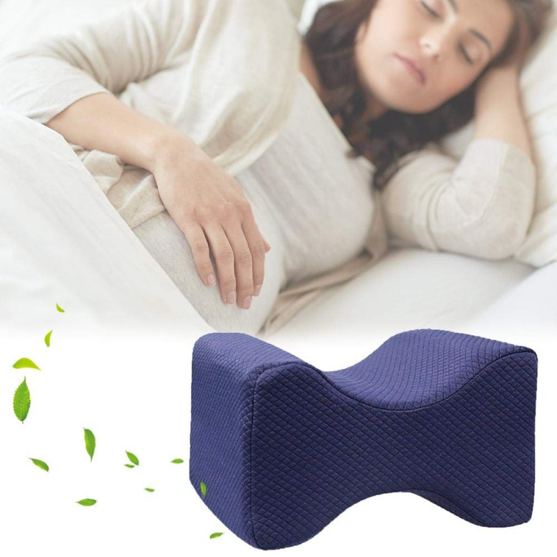 Memory Foam Pillow Resilience Knee Support Pregnancy