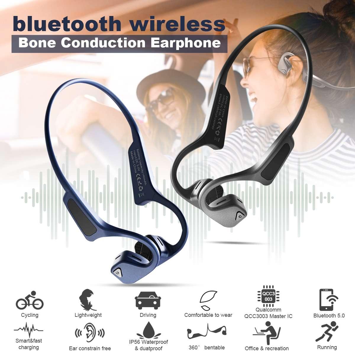 KINCo Fashion TWS Sports casque sans fil pour bluetooth 5.0 casque mémoire métal 8 jours temps de veille contrôle du Volume