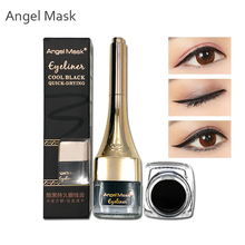 Здесь можно купить   ANGEL MASK Eyes Makeup Gel Eyeliner Waterproof Long-lasting Quick Dry Cosmetics Set Easy to Wear Natural Black Eye Liner Makeup Makeup