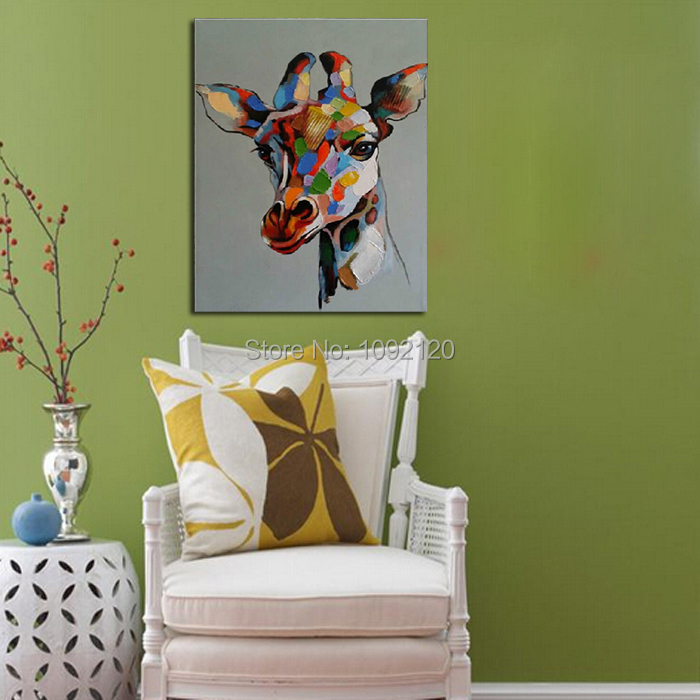 The-Head-Of-Giraffe-Colurful-Paintings-Handmade-Hot-Picture-For-Living-Room- Decorations-Canvas-Painting-Oil.jpg