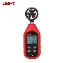 UNI-T UT363 Mini Anemometer Wind Speed Temperature Tester LCD Display Air Flow Speed MAX/AVG Measurement Wind Level 1~12 цены