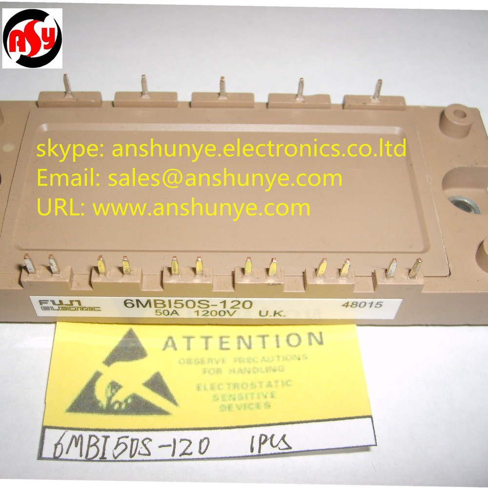 6MBI50S-120  IGBT Transistor modules 7mbr35ua120 50 power modules igbt freeshipping