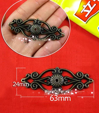 K242 Pattern Of Antique Furniture Hardware Welt Fillet Wooden Decorative Corner Angle Of Four Small Angle