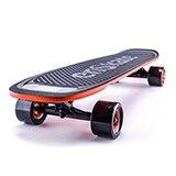 Woboard skateboard électrique Longboard Conseil télécommande 4 Roues Double Moteurs 500 W avec écran led 4 Vitesse Modes