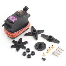 Best Price Servos Digital MG996 Servo Metal Gear for Futaba JR Car RC Model Helicopter Boat